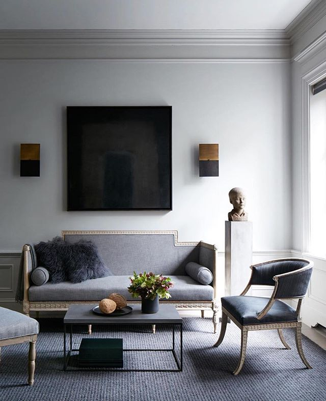 With only a week left of winter, we are looking back to some of our favorite projects of this last season. #Repost from Steilish LLC / @stefansteil, featured in Elle Decor  @elledecor December 2018 Issue. Photography by @stephenkentjohnson. 